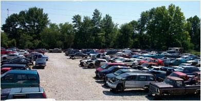 Pull A Part Cleveland Ohio >> U Pull It Auto Parts